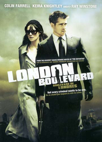 London Boulevard(bilingual) DVD Movie