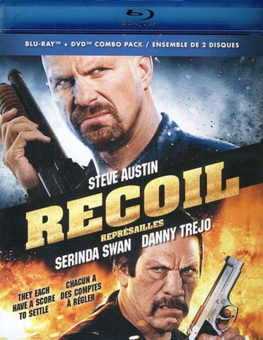 Recoil (DVD+Blu-ray Combo) (Bilingual) (Blu-ray) BLU-RAY Movie