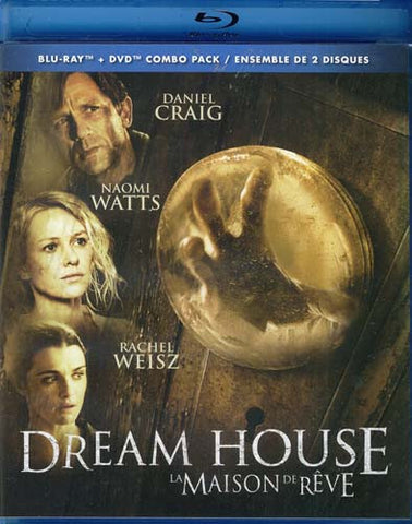 Dream House (DVD+Blu-ray Combo) (Bilingual) (Blu-ray) BLU-RAY Movie