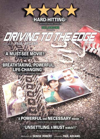 Driving to the Edge (Derapages) DVD Movie