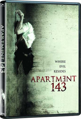Apartment 143 DVD Movie