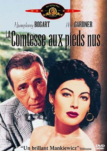 La Comtesse aux pieds nus (Barefoot Contessa) DVD Movie
