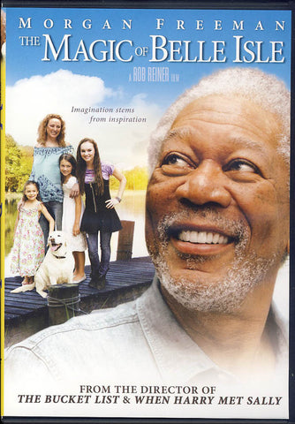 The Magic of Belle Isle DVD Movie