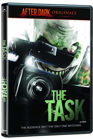 The Task (After Dark Originals) (Bilingual) DVD Movie