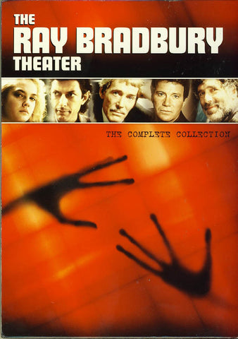 The Ray Bradbury Theater - The Complete Collection (Boxset) DVD Movie