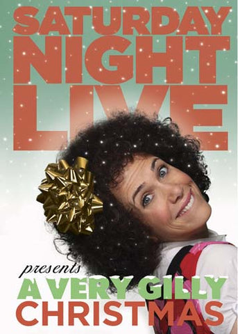 Saturday Night Live: Presents A Very Gilly Christmas DVD Movie