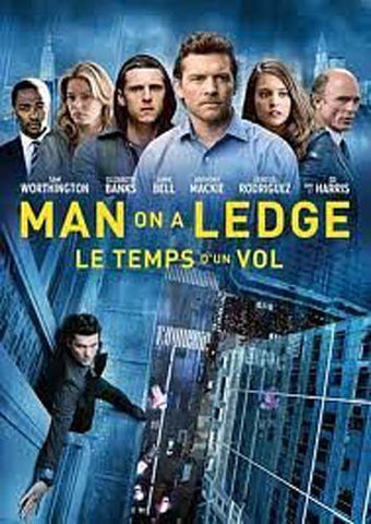Man on a Ledge (Bilingual) DVD Movie