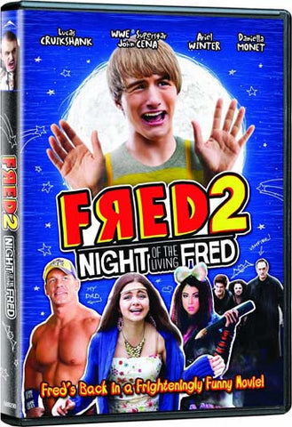 Fred 2 - Night of the Living Fred DVD Movie