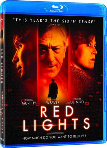 Red Lights (Bilingual) (Blu-ray) BLU-RAY Movie