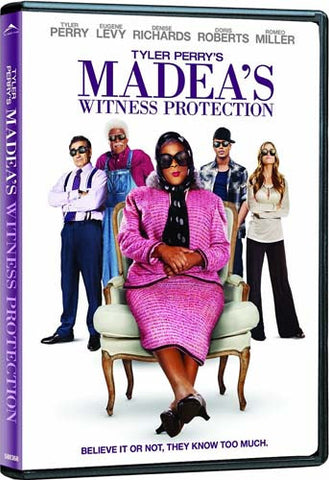 Madea's Witness Protection (Tyler Perry's) DVD Movie
