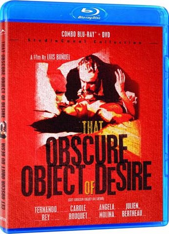 That Obscure Object of Desire (Bilingual) (DVD+Blu-ray) (Blu-ray) BLU-RAY Movie