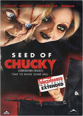 Seed Of Chucky (Widescreen, Uncensored and Fully Extended) DVD Movie