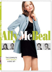 Ally McBeal: The Complete First Season (Boxset)