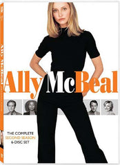 Ally McBeal: The Complete Second Season (Boxset)