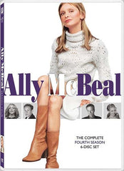 Ally McBeal: The Complete Fourth Season (Boxset)