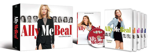 Ally McBeal: The Complete Series (Boxset) DVD Movie