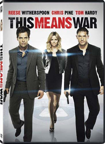 This Means War DVD Movie