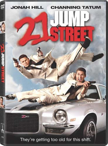 21 Jump Street ( W/O UltraViolet Digital Copy) DVD Movie