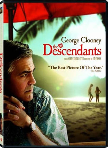 The Descendants DVD Movie