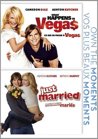 What Happens in Vegas / Just Married (Bilingual) DVD Movie