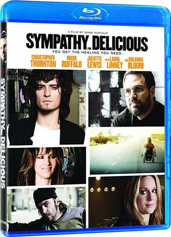 Sympathy For Delicious (Blu-ray) BLU-RAY Movie