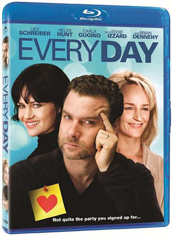 Every Day (Blu-ray) BLU-RAY Movie