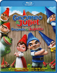 Gnomeo and Juliet (Blu-ray) (Bilingual)