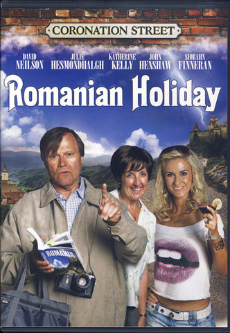 Coronation St - Romanian Holiday DVD Movie