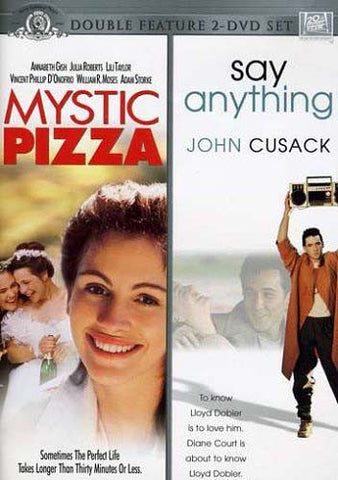Mystic Pizza / Say Anything DVD Movie