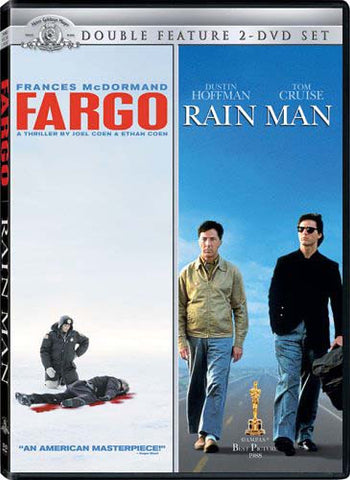 Fargo / Rain Man DVD Movie