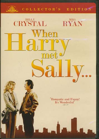 When Harry Met Sally - Collector's Edition DVD Movie