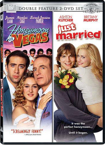 Honeymoon in Vegas / Just Married DVD Movie