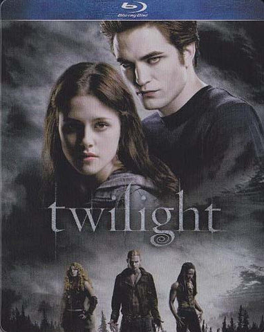 Twilight (SteelBook Special Edition) DVD Movie