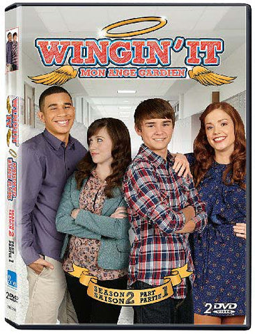 Wingin' It - Season 2 - Part 1 DVD Movie