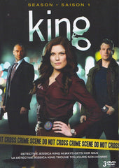 King - Season 1 (Bilingual) (Keepcase)