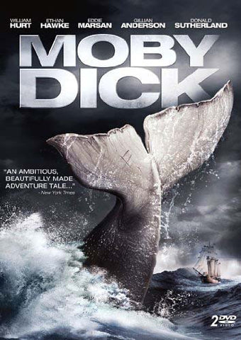 Moby Dick (William Hurt) DVD Movie