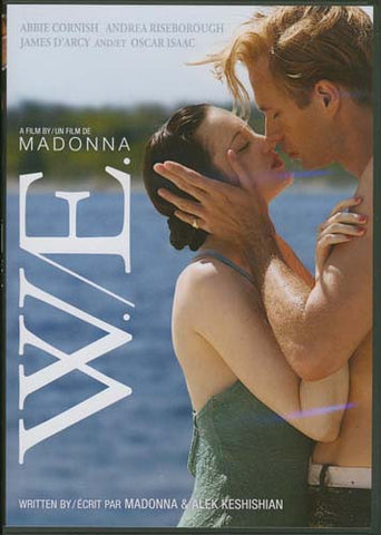 W.E. DVD Movie