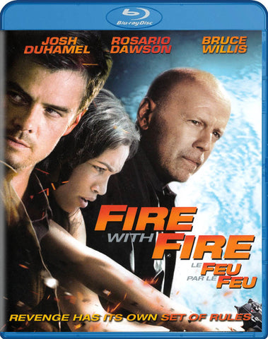 Fire With Fire (Blu-ray) (Bilingual) BLU-RAY Movie