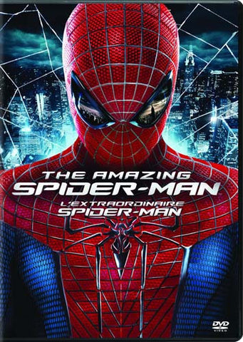 The Amazing Spider-Man(Bilingual) DVD Movie