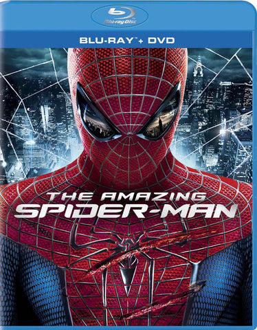 The Amazing Spider-Man (Blu-ray + DVD) (Blu-ray) BLU-RAY Movie
