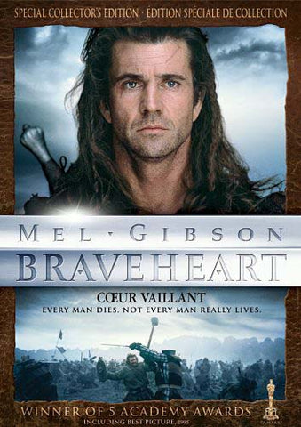 Braveheart (Widescreen Special Collector's Edition) DVD Movie