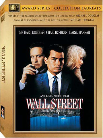 Wall Street (Bilingual) DVD Movie