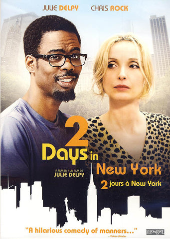 2 Days in New York DVD Movie