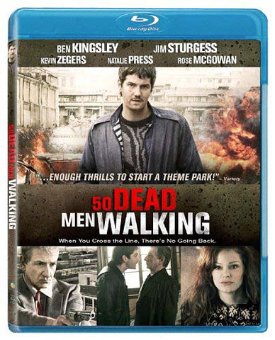 50 Dead Men Walking (Blu-ray) BLU-RAY Movie