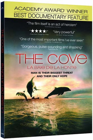 The Cove - Special Earth Day Edition (Bilingual) DVD Movie