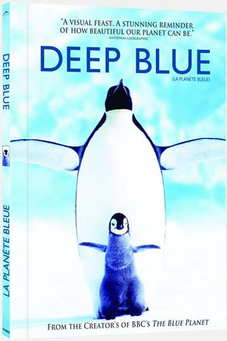 Deep Blue - Special Earth Day Edition (Bilingual) DVD Movie