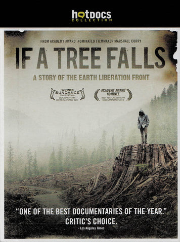 If A Tree Falls - A Story of the Earth Liberation Front (Eco-Friendly Packaging) DVD Movie
