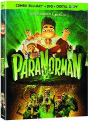 ParaNorman (Blu-ray + DVD + Digital Copy) (Bilingual) (Blu-ray)