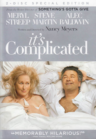 It s Complicated (2-Disc Special Edition) DVD Movie