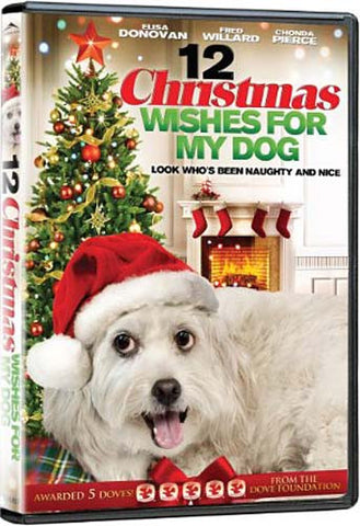 12 Christmas Wishes for My Dog DVD Movie